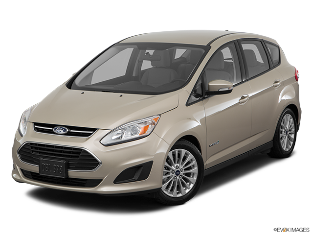 2017 Ford C-MAX Hybrid Front angle view