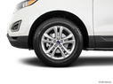 2017 Ford Edge Front Drivers side wheel at profile