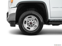 2017 GMC Sierra 2500HD Front Drivers side wheel at profile