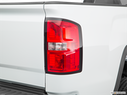 2017 GMC Sierra 2500HD Passenger Side Taillight