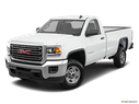 2017 GMC Sierra 2500HD Front angle view