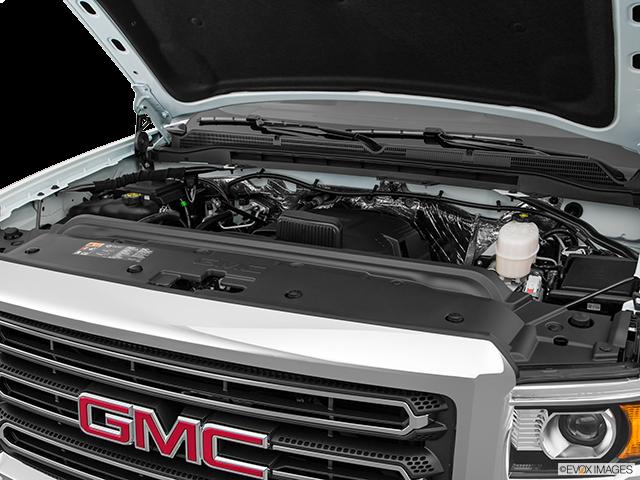 2017 GMC Sierra 2500HD Engine