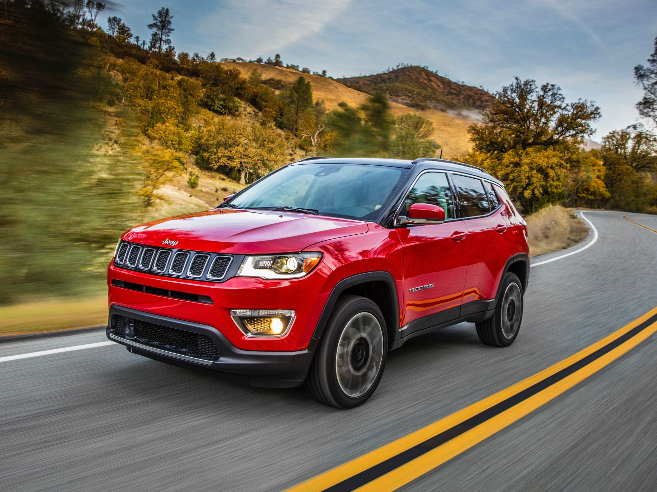 Jeep Compass Reviews | CARFAX Vehicle Research