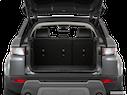 2017 Land Rover Range Rover Evoque Trunk open