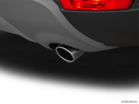2017 Land Rover Range Rover Evoque Chrome tip exhaust pipe