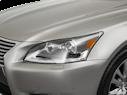 2017 Lexus LS 460 Drivers Side Headlight