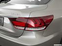 2017 Lexus LS 460 Passenger Side Taillight