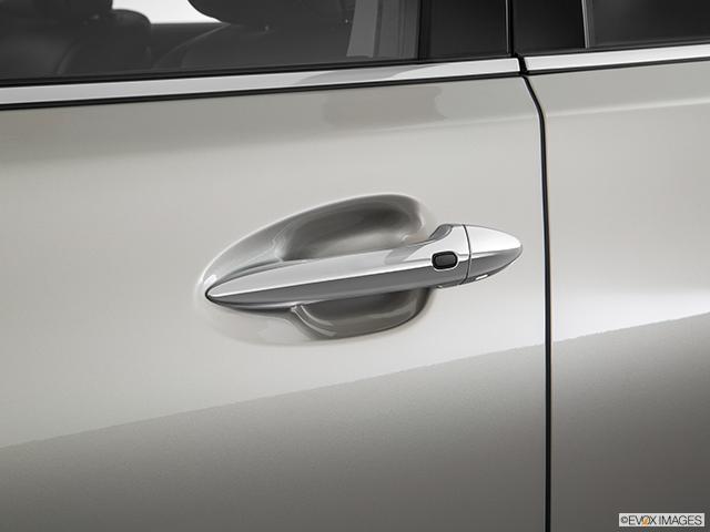 2017 Lexus LS 460 Drivers Side Door handle