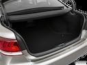 2017 Lexus LS 460 Trunk open