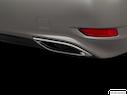 2017 Lexus LS 460 Chrome tip exhaust pipe