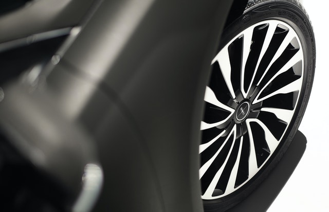 2017 Lincoln MKZ Exterior