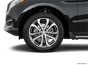 2017 Mercedes-Benz GLE Front Drivers side wheel at profile