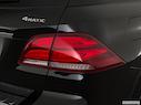 2017 Mercedes-Benz GLE Passenger Side Taillight