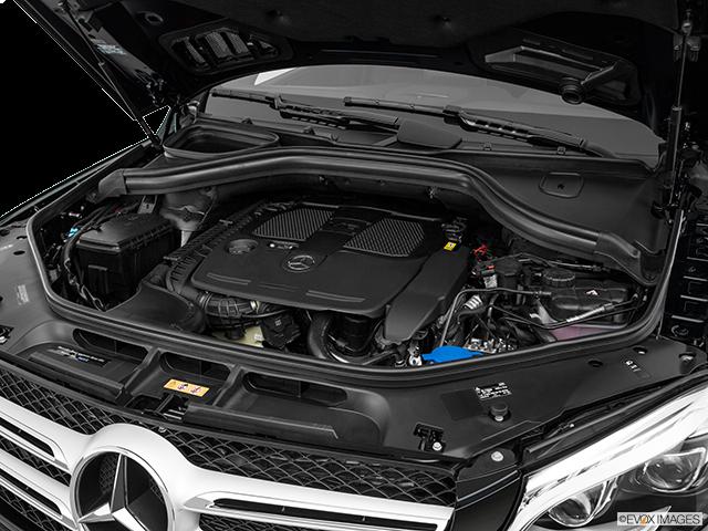 2017 Mercedes-Benz GLE Engine