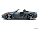 2017 Porsche 718 Boxster Driver's side profile with drivers side door open