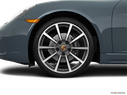 2017 Porsche 718 Boxster Front Drivers side wheel at profile