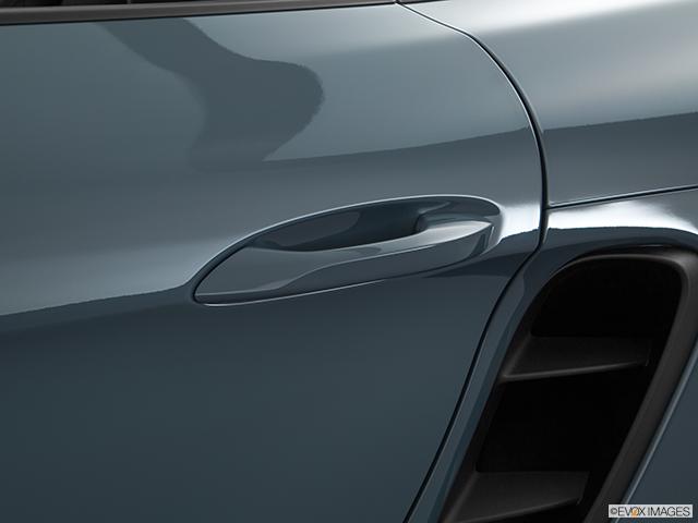 2017 Porsche 718 Boxster Drivers Side Door handle