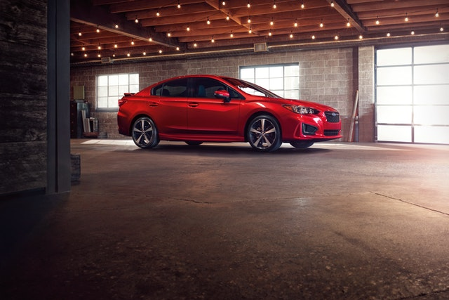 2017 Subaru Impreza Exterior