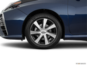 2017 Toyota Mirai Front Drivers side wheel at profile