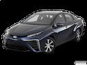 2017 Toyota Mirai Front angle view