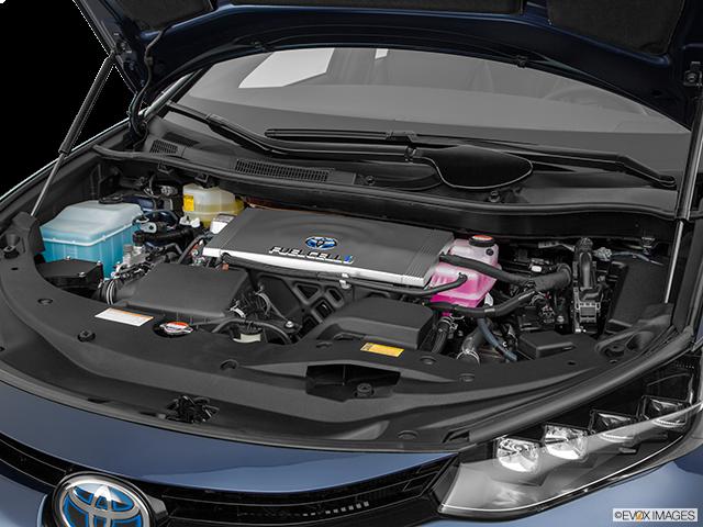 2017 Toyota Mirai Engine