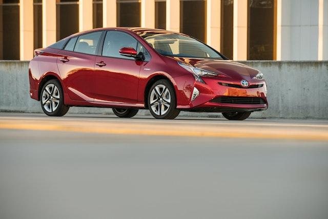 2017 Toyota Prius Exterior