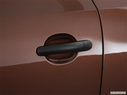 2017 Volkswagen Beetle Drivers Side Door handle