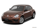 2017 Volkswagen Beetle Front angle view