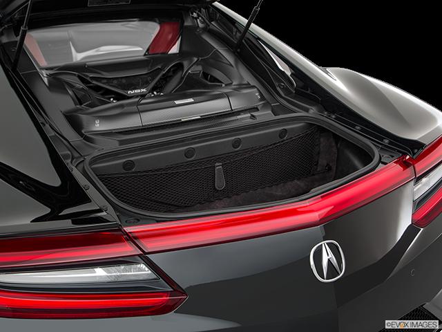 2018 Acura NSX Trunk open