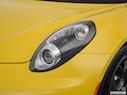 2018 Alfa Romeo 4C Drivers Side Headlight