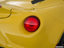 2018 Alfa Romeo 4C Passenger Side Taillight