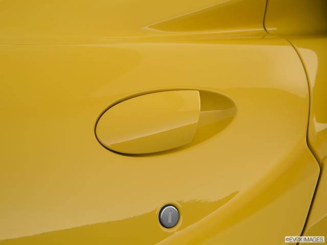 2018 Alfa Romeo 4C Drivers Side Door handle
