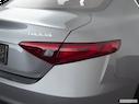 2018 Alfa Romeo Giulia Passenger Side Taillight