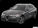 2018 Alfa Romeo Stelvio Front angle view