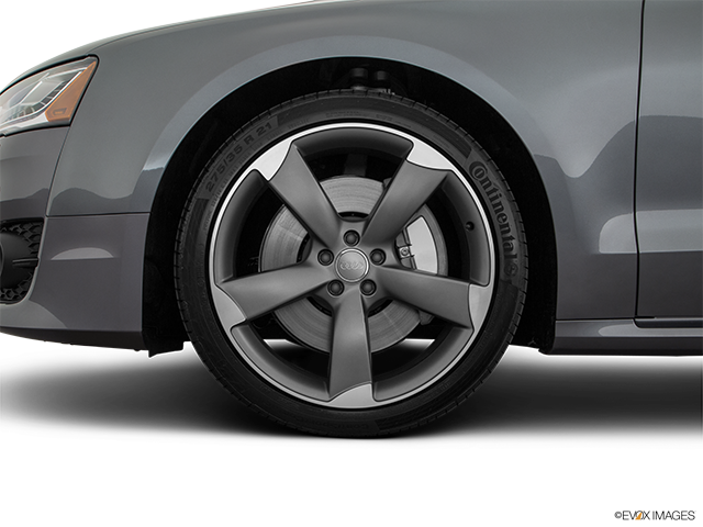2018 Audi A8 L Front Drivers side wheel at profile