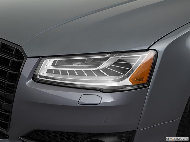 2018 Audi A8 L Drivers Side Headlight