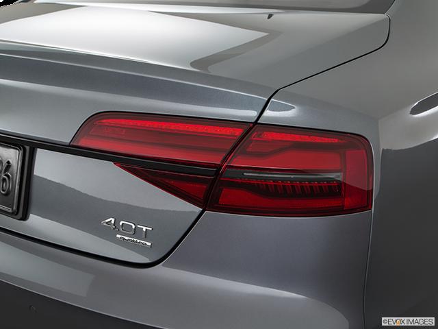 2018 Audi A8 L Passenger Side Taillight