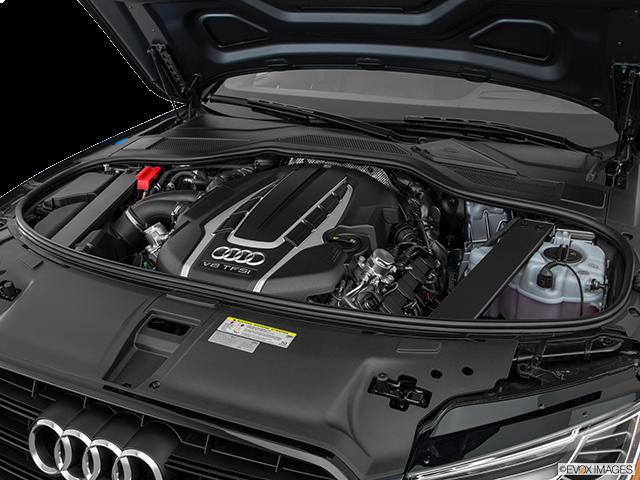2018 Audi A8 L Engine