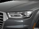 2018 Audi Q7 Drivers Side Headlight