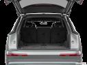 2018 Audi Q7 Trunk open