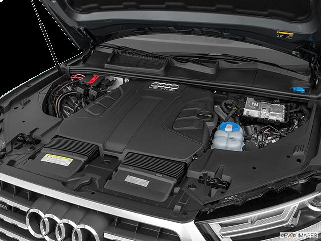 2018 Audi Q7 Engine