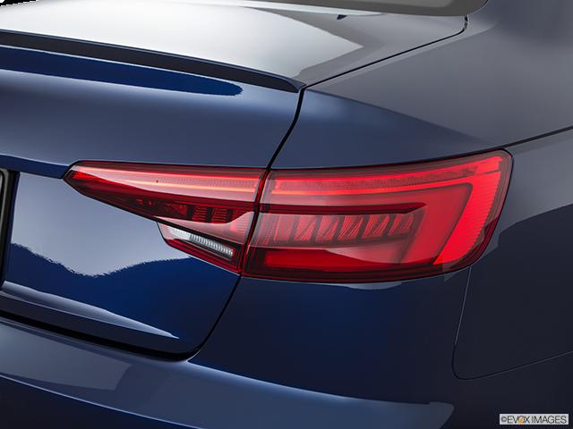 2018 Audi S4 Passenger Side Taillight