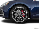 2018 Audi S5 Sportback Front Drivers side wheel at profile