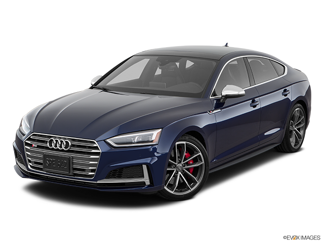 2018 Audi S5 Sportback Front angle view