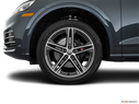 2018 Audi SQ5 Front Drivers side wheel at profile