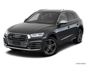 2018 Audi SQ5 Front angle view