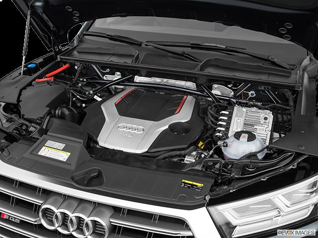 2018 Audi SQ5 Engine