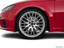 2018 Audi TTS Front Drivers side wheel at profile