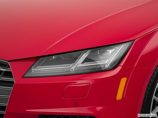 2018 Audi TTS Drivers Side Headlight
