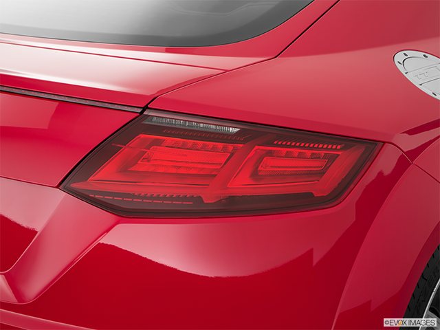 2018 Audi TTS Passenger Side Taillight
